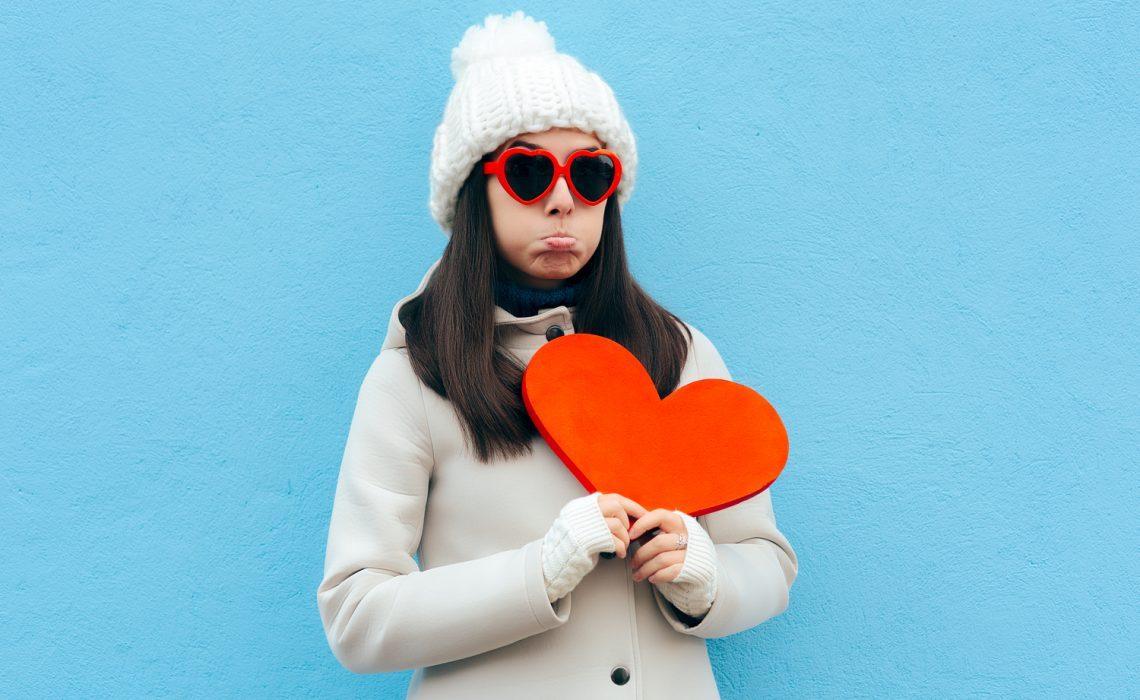 Passer la saint-valentin seul